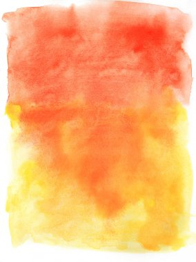 Artistic watercolor background