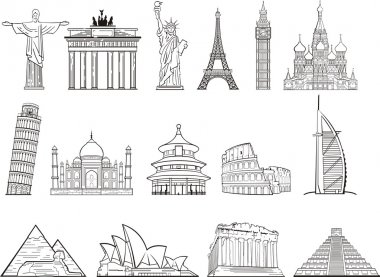 best world landmarks
