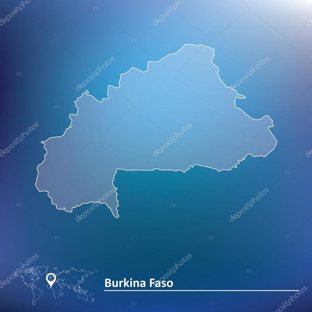 carte du burkina faso pdf