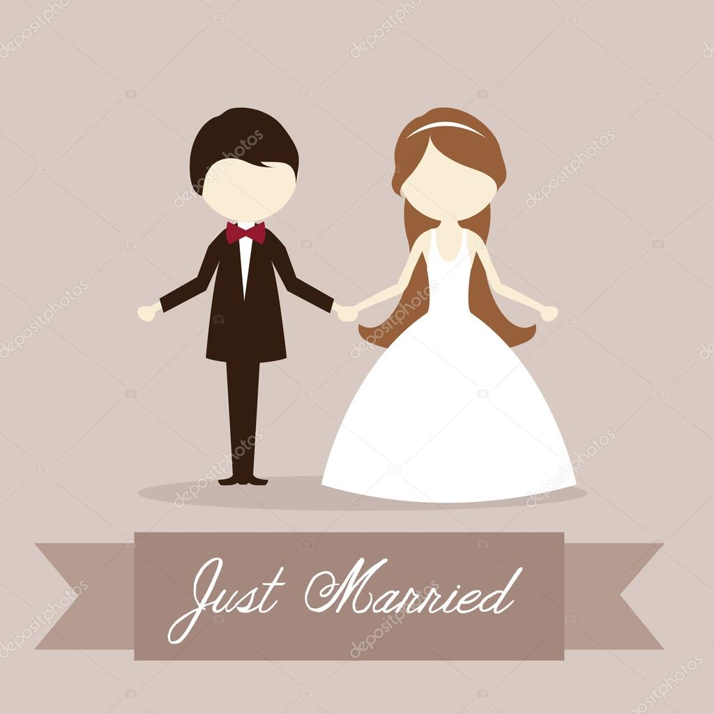 Wedding Altar Cartoon: Dibujos Animados De Novios