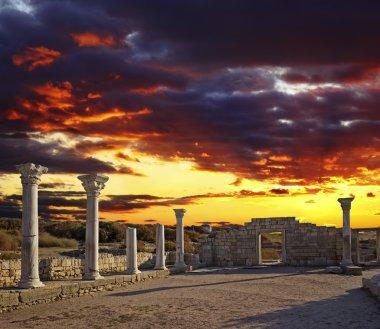 Ruins of Khersones