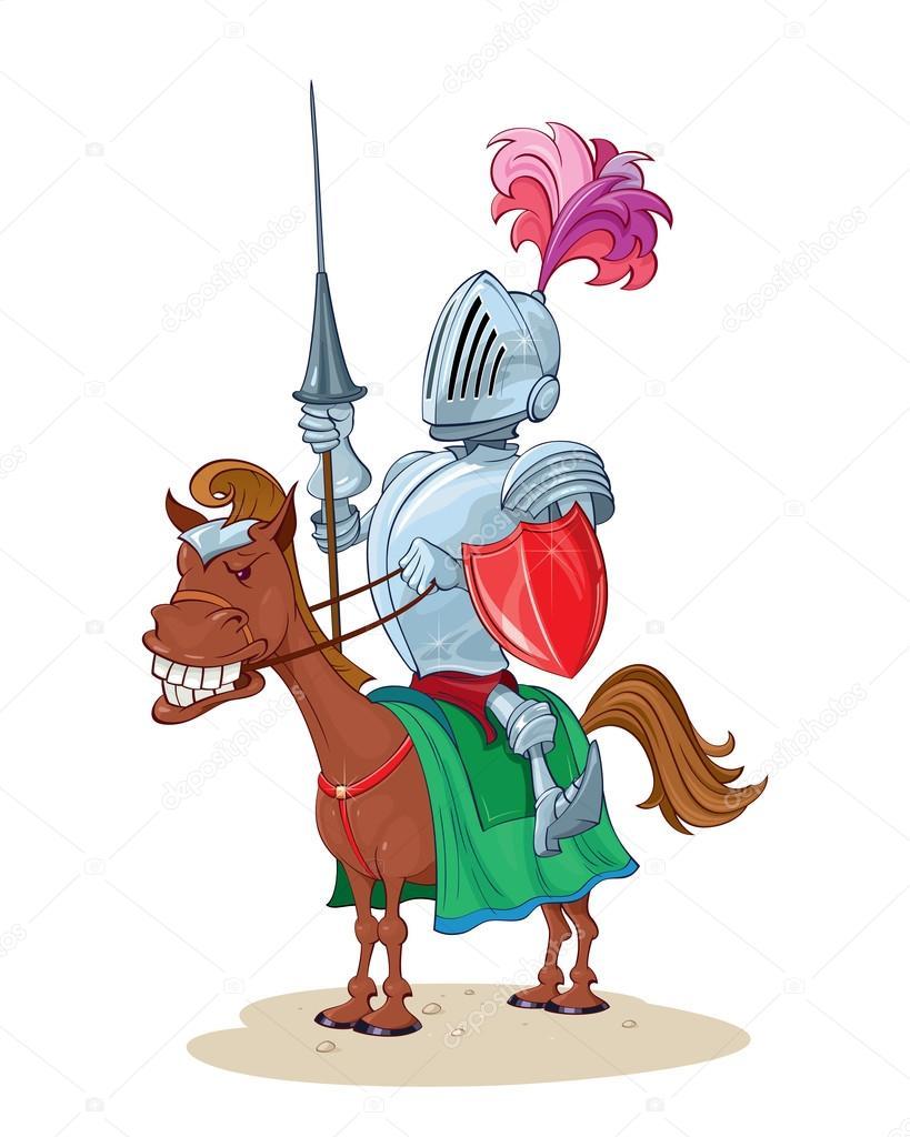 новом рыцарь на коне картинки прикольные стартовом наборе есть