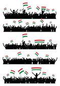 Fényképek Ujjongott, vagy tiltakozó tömeg Magyarország