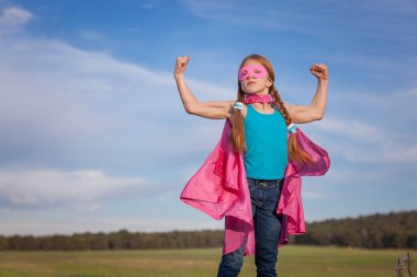 girl power super hero