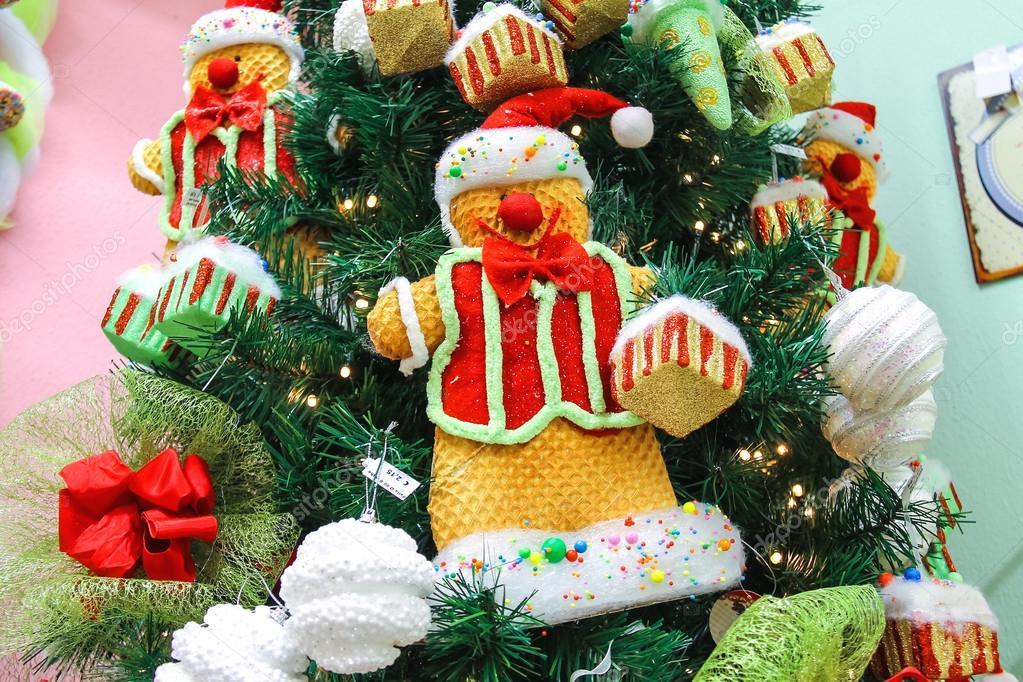 Babbo Natale Italy.Great Cristmas Market Villaggio Di Babbo Natale In The Garden