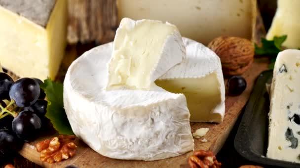 směs francouzského sýra