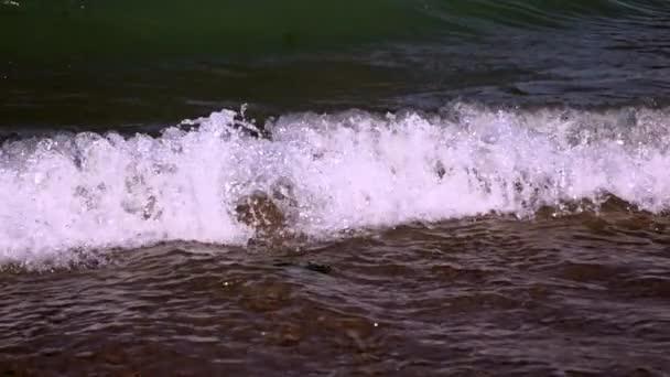 Ocean wave lassú mozgás