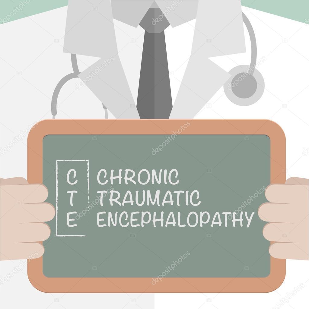 Chronisch Traumatische Enzephalopathie