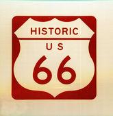 Fotografie nás route 66 znamení