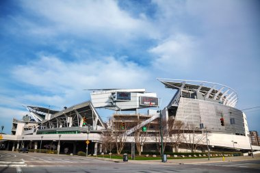 Paul Brown stadium, Cincinnati