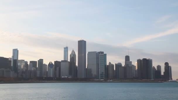 paesaggio urbano downtown Chicago