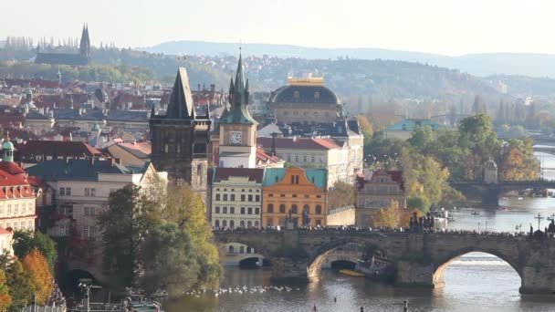 Staré Prahy s Karlův most