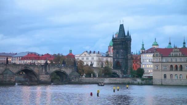 Staré město Charles mostecká věž v Praze