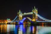 Fotografie Tower bridge v Londýně