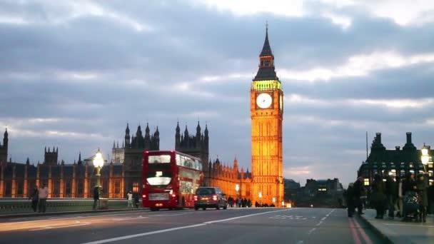 Elizabeth věž v Londýně