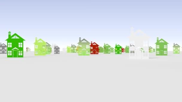 hledání vhodného bydlení