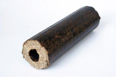 Biomass compressed briquettes
