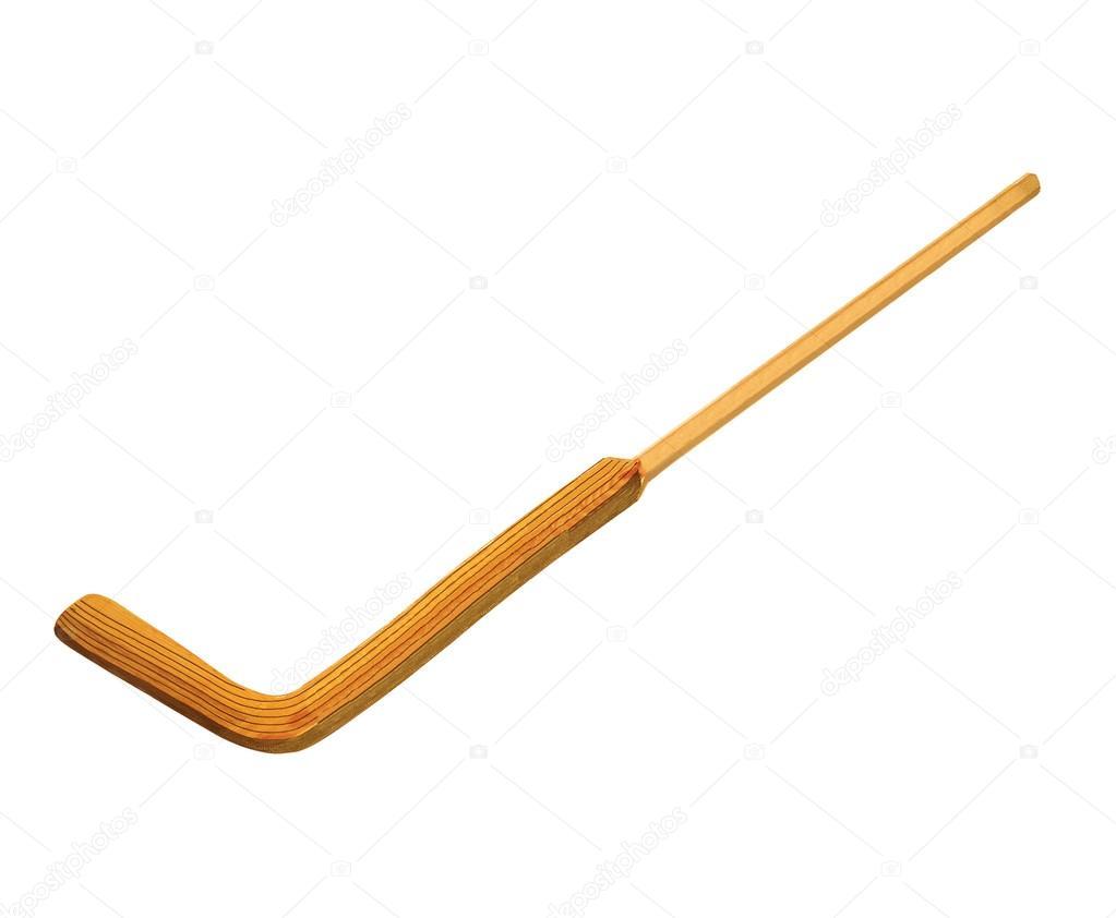 Vintage Holz Hockeyschläger — Stockfoto © shutswis #92525672