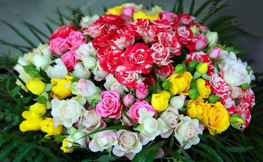 Красивейший букет цветов