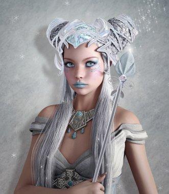 Ice fantasy queen