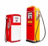 Benzinové čerpadlo Sádrová omítka