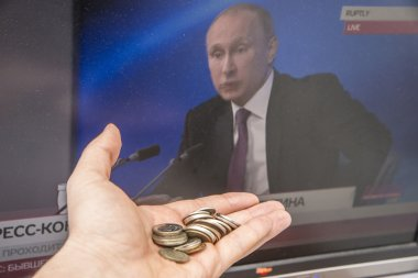 Putin and money