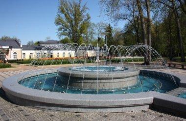 Fountain in Druskininkai