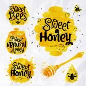 Vodovky symboly med