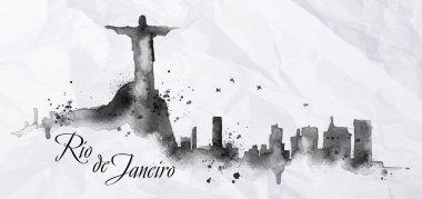 Silhouette ink Rio de Janeiro
