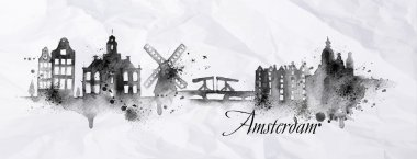 Silhouette ink Amsterdam