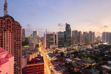 Makati Skyline, Manila - Philippines