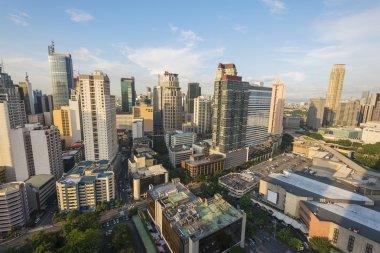 Makati Skyline, Philippines