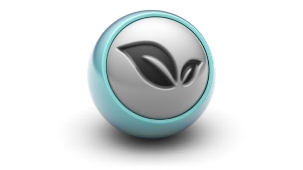 Eco ikona na míč.