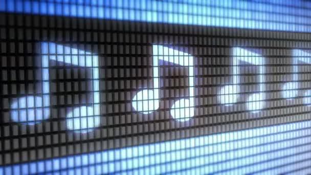 Icona di note musicali sullo schermo