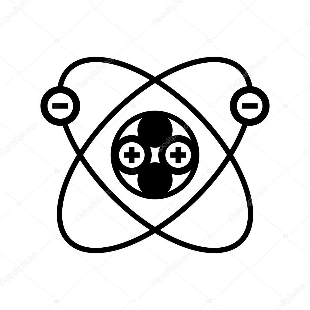 Electronic Circuitry Of Atom Stock Vector Denbarbulat 109233390 Circuits Explained
