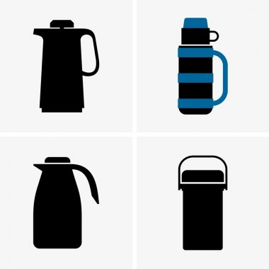 Vacuum flasks (shade pictures)
