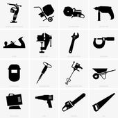 Fotografie Construction tools (shade pictures)