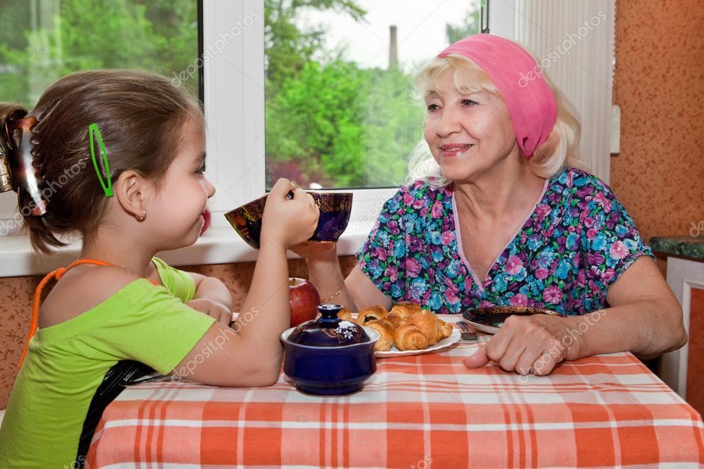 для бабушка не принимает внучку производителя многофункционального