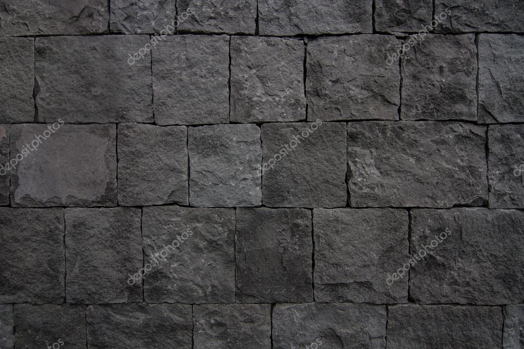 Basalt stone texture | Wall background of volcanic basalt stone texture — Stock Photo © WEAD ...