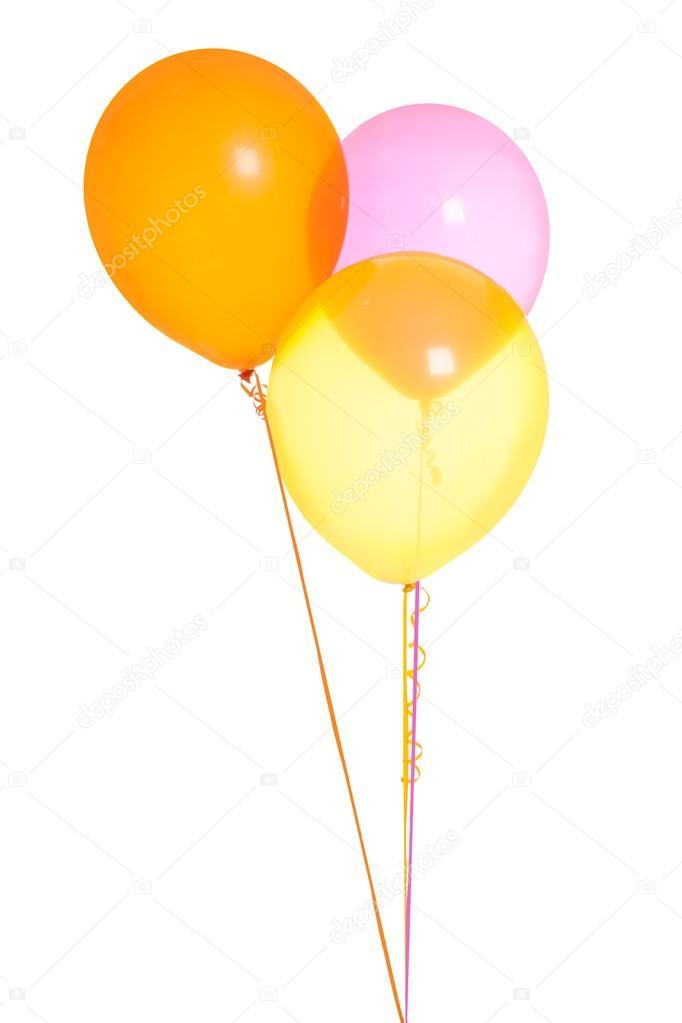 drie ballonnen