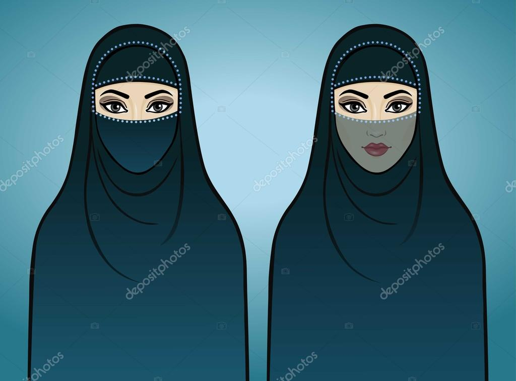 Pics arab girls IN PICTURES: