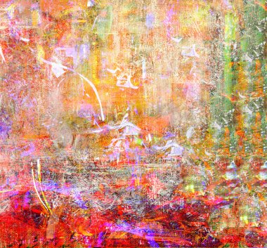 "Картина, постер, плакат, фотообои ""оригинальная картина маслом на холсте маслом копия картина пейзаж утро средиземноморский"", артикул 100736402"