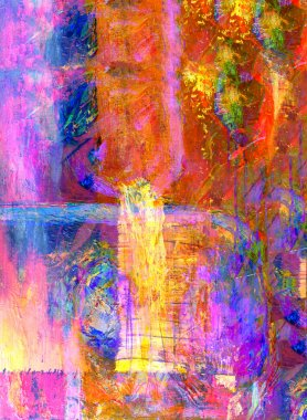 "Картина, постер, плакат, фотообои ""живопись"", артикул 70529381"