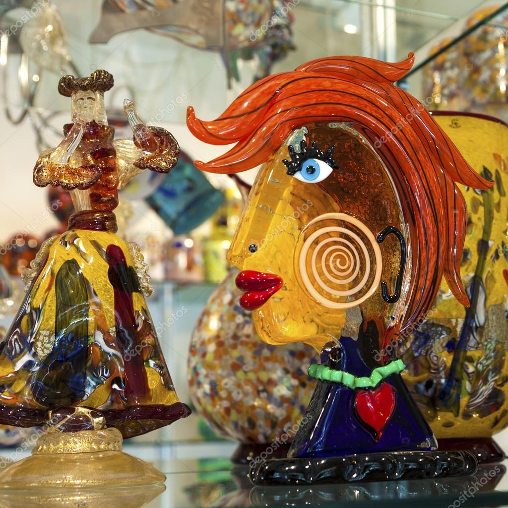 Obras de arte de cristal murano foto editorial de stock - Murano bilder ...
