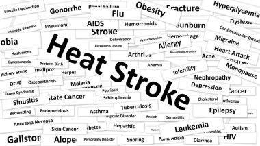 A disease called Heat Stroke