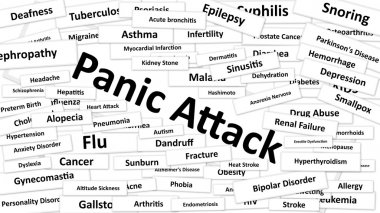 A disease called Panic Attack