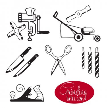 sharp hand tools and gear