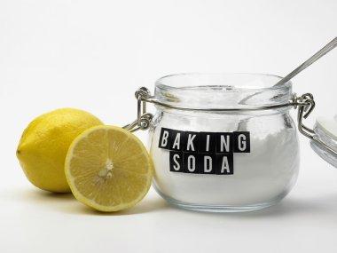 white baking soda