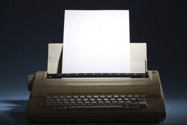 Vintage Electronic Typewriter