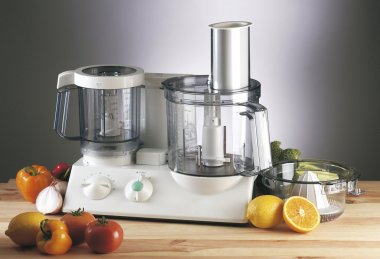 Food processor mixer